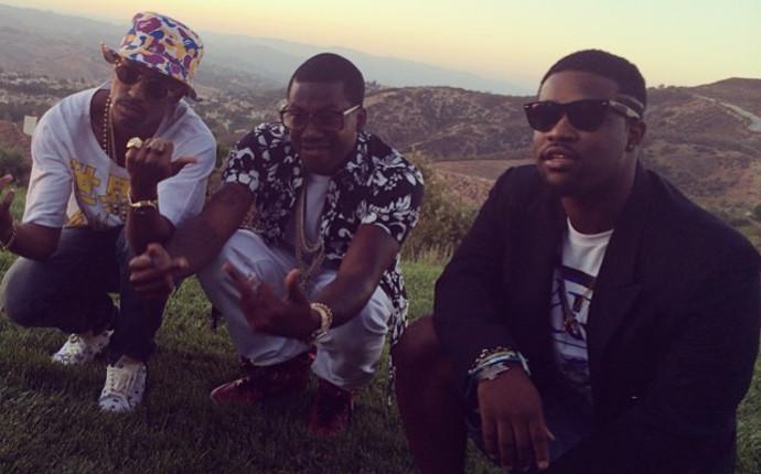 Meek Mill Feat. Big Sean & A$AP Ferg – B Boy