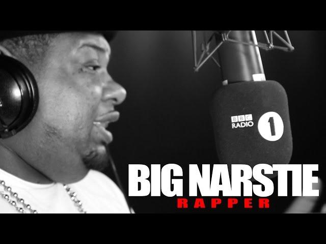 Fire in the Booth – Big Narstie Part 2 [@bignarstie]
