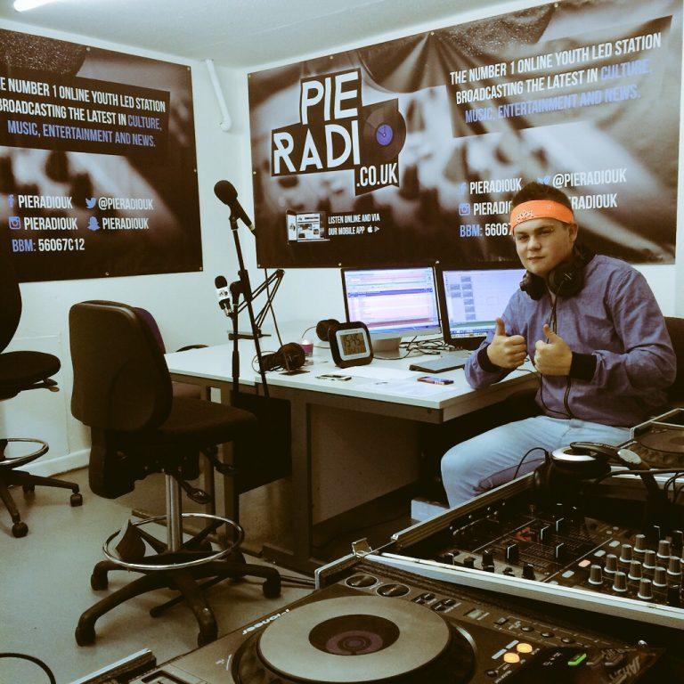 Pie Radio Launch Shows Success