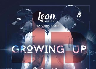 Leon Anthony - Growing Up (feat. A Star)