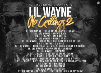 Stream Lil Wayne 'No Ceiling 2' Mixtape PieRadioUK