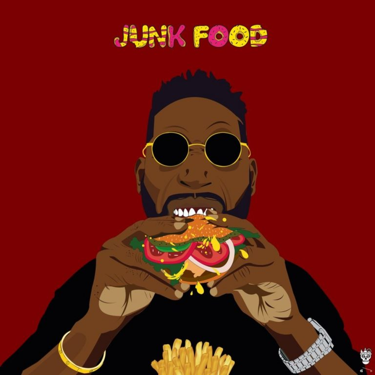 Tinie Tempah in the making documentary of 'Junk Food Tapes'