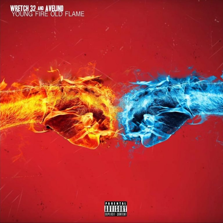 Download 'Young Fire Old Flame' Mixtape by Wretch 32 x Avelino