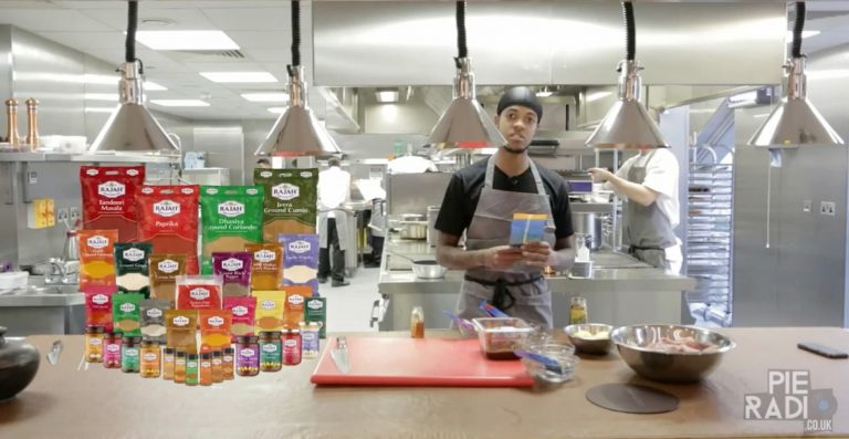 Chip Quits Grime To Work For Rajah's Seasoning [@GrmDaily @officialchip @MrBigzOfficial]