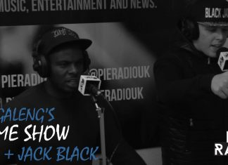 Xtra & Black Jack On Pie Radio