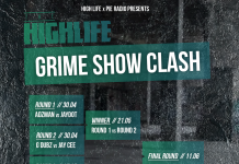 The High Life Grime Clash On Pie Radio. Adzman Vs JayDot G Dubz Vs Jay Cee Manikye Vs Ninja ZK Vs Barzie