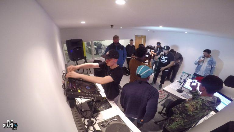 DJ K1 & DJ PENGALENG GRIME SHOW SPECIAL