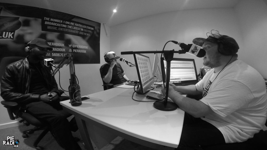 Two4Kay Exclusive Interview On Pie Radio UK