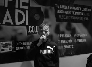 Acey & DC Freestyle On Pie Radio