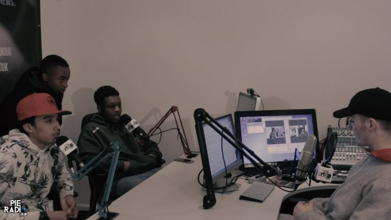 DEANI, SHILOH OF RMG INTERVIEW & FREESTYLE W/ DJ PENGALENG