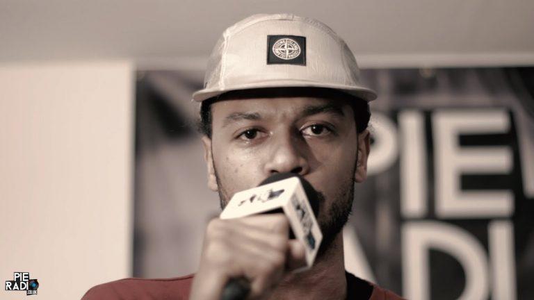 RICO DON GRIME FREESTYLE W/ DJ PENGALENG ON PIE RADIO