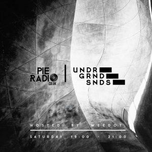 Underground Sounds w/ WeeDot