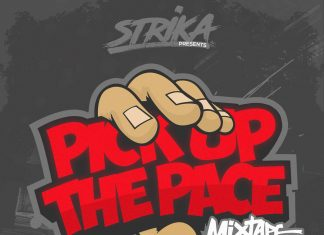 New Music: Strika - Pick Up The Pace (Free Mixtape)