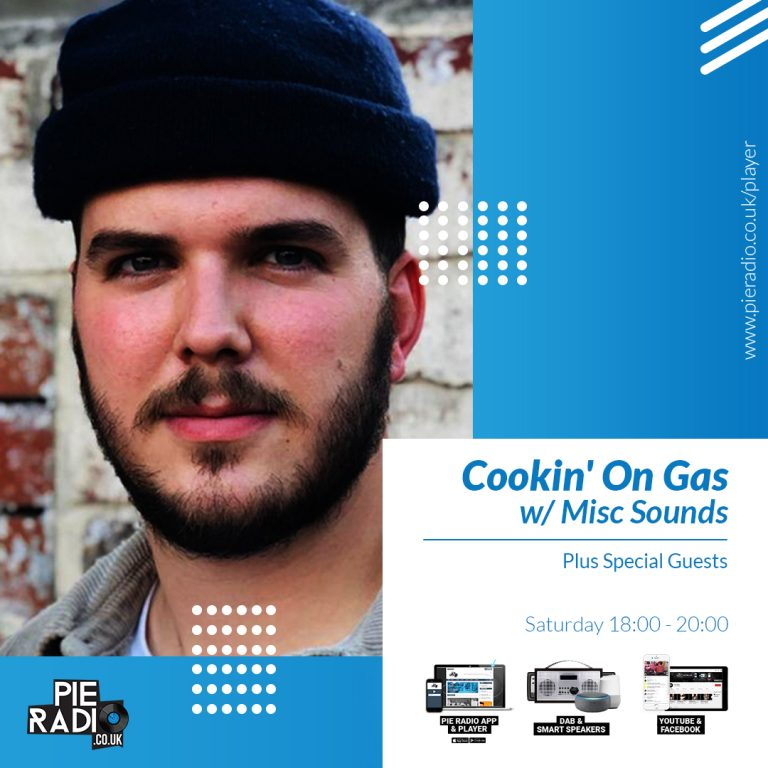 Cooking on Gas w/ Misc. Sounds
