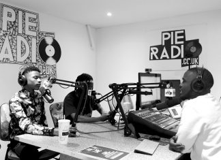 Criptic on R Kelly freestyle, Instagram, working with Big Tobz, Westwood and more | Pie Radio