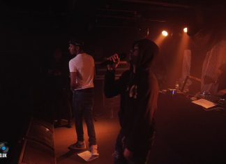 Loski Mad Move Tour w/ DigDat, and Aitch as a special guest performing Wait and Straight Rhymes in Manchester.