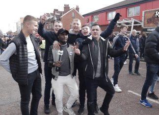 Manchester United vs West Ham 2-1 Fans Reaction / FanCam: VAR, Pogba stay or go