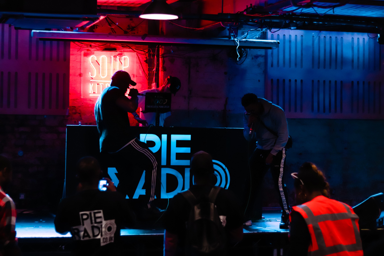 Pie Radio Live @ Soup Kitchen - Pie Radio