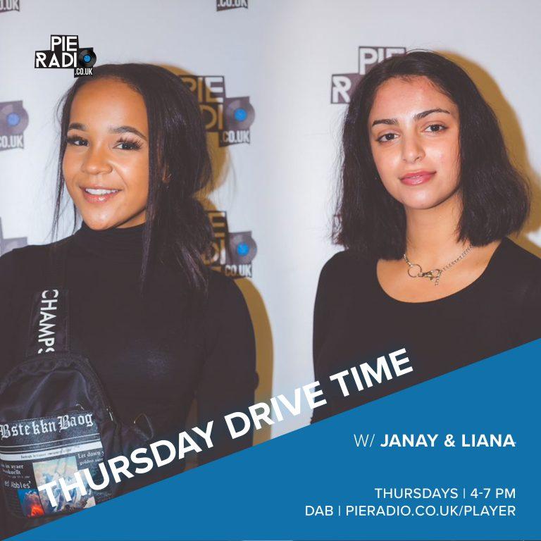 Thursday Drive time w/Janay & Liana