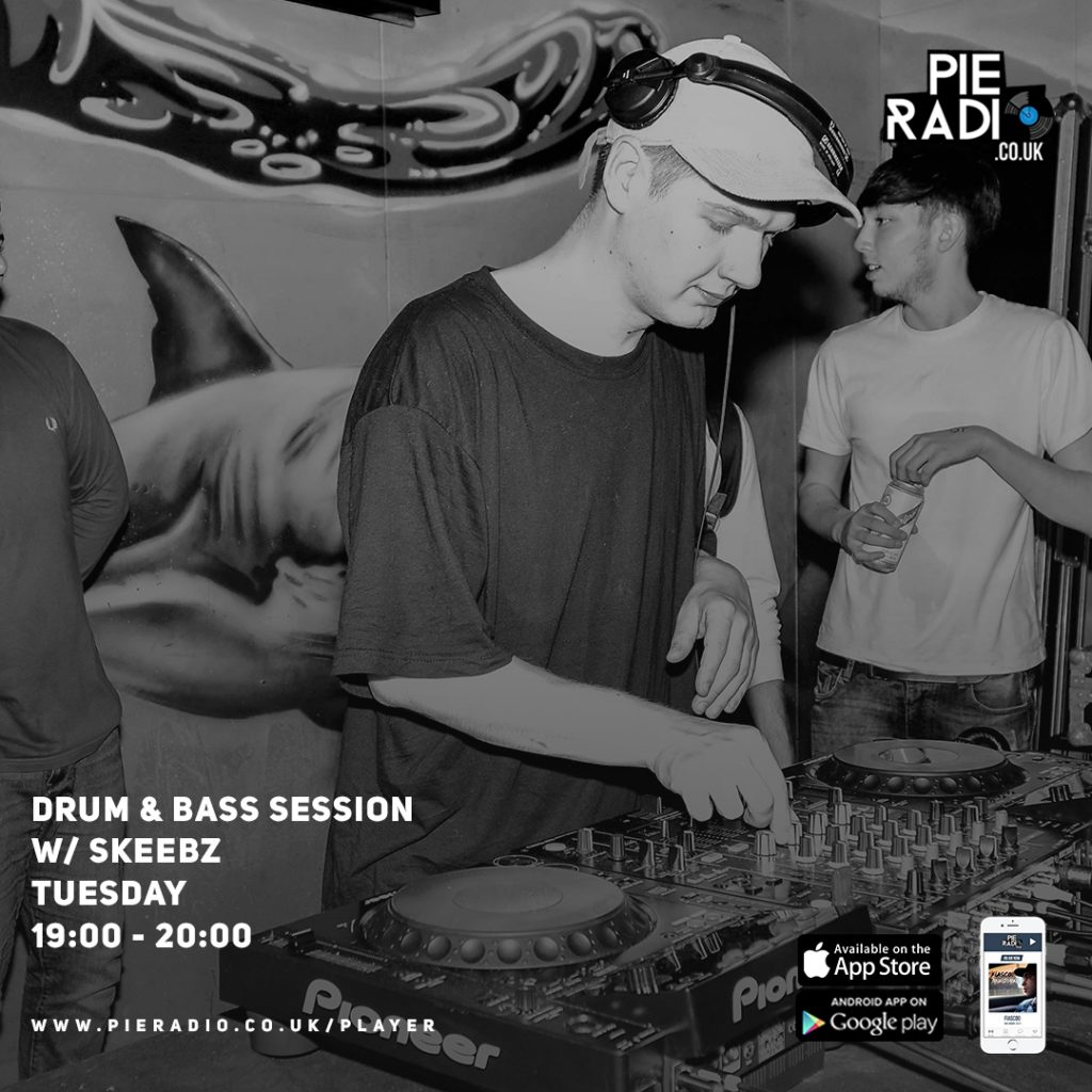 Drum and Bass Sessions with Skeebz