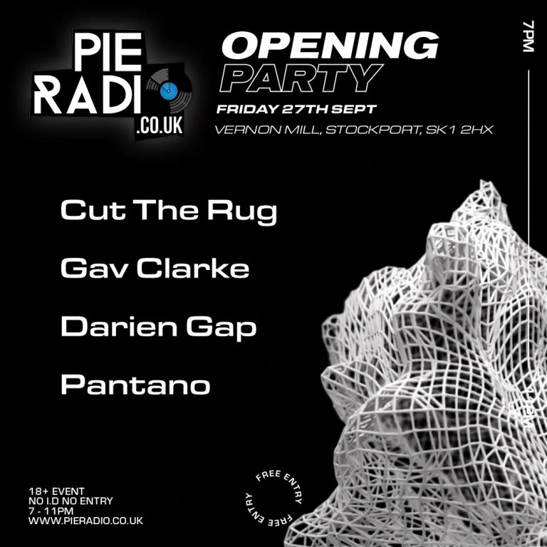 Studio Launch + Opening Party