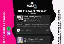 The Pie Radio Podcast
