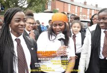 Wright Robinson College Manchester #Back2School Competition