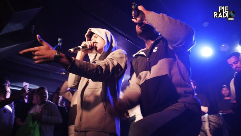 #OFB Bandokay, Double Lz, Mitch, K Ace in Manchester