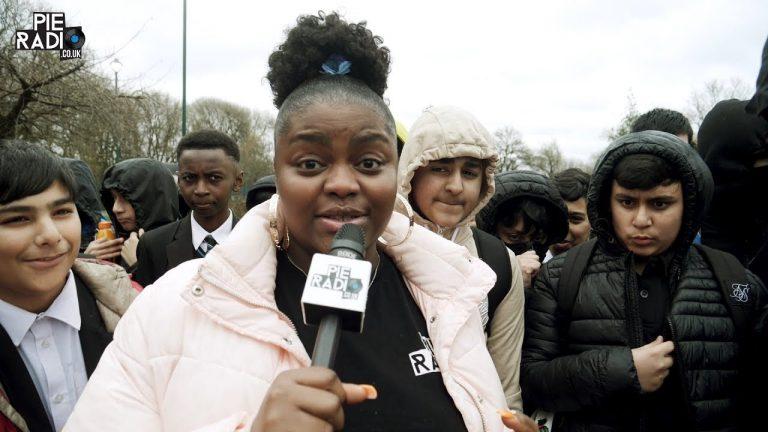 Pie Radio Talent Hunt – Abraham Moss Community School Manchester