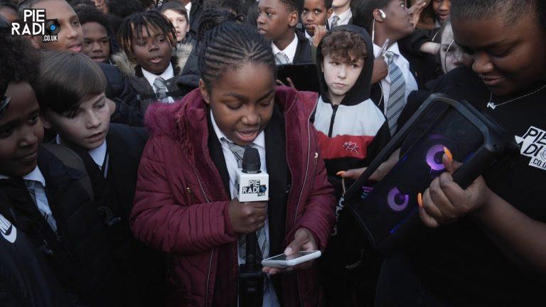 Pie Radio Talent Hunt – The Albion Academy Salford