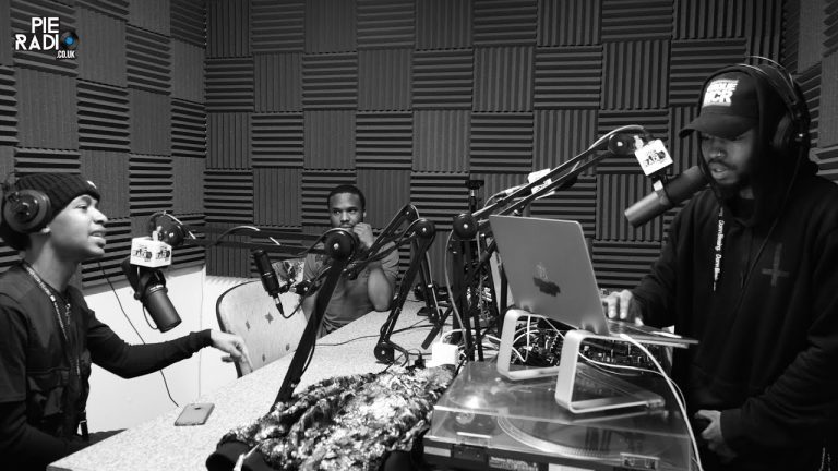 Medai Joins Thirsty Thursday Show Interview & Freestyle