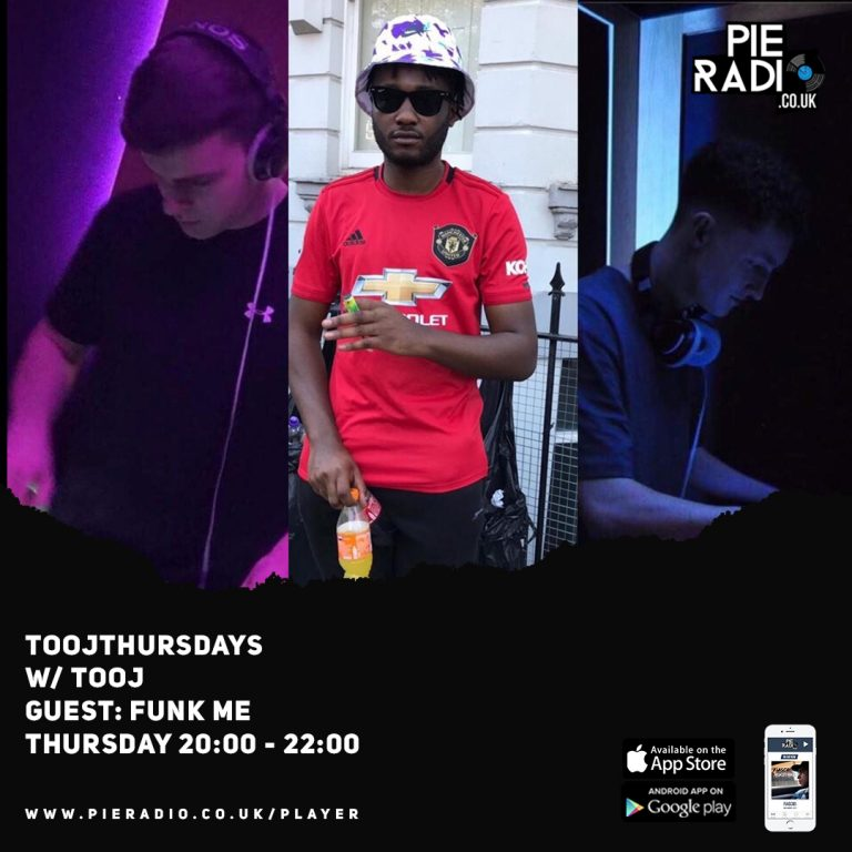 ToojThursdays Joined By Funk Me For A Special Guest Mix