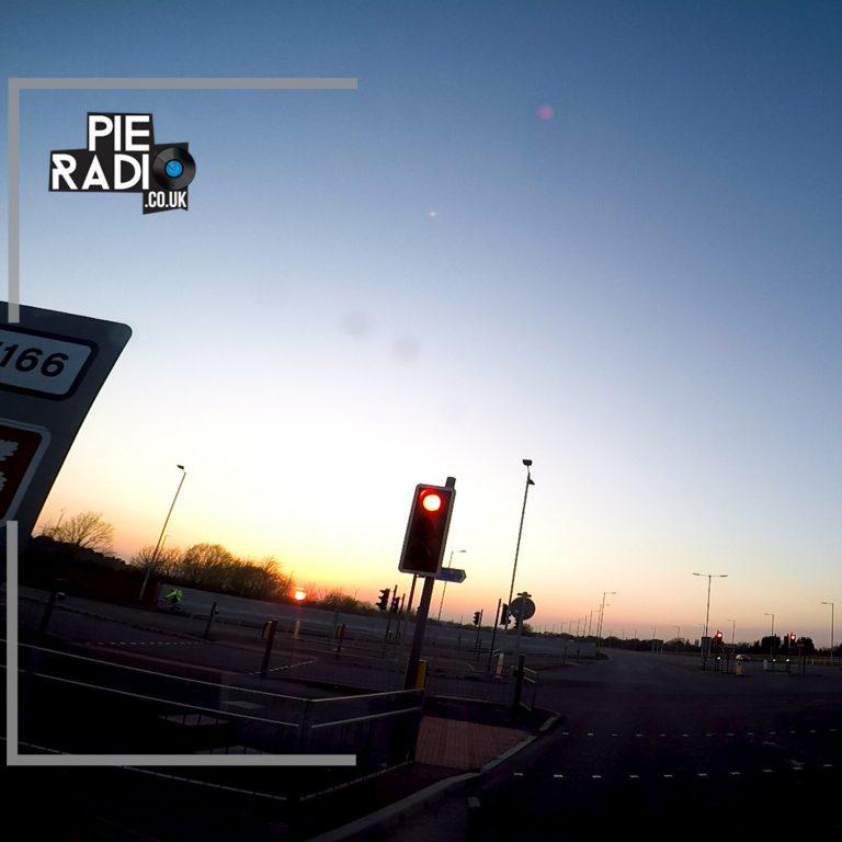 Driving Around The Streets Of Manchester During Coronavirus UK Lockdown Part 1