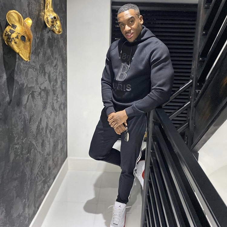 Bugzy Malone involved in motorcycle accident!