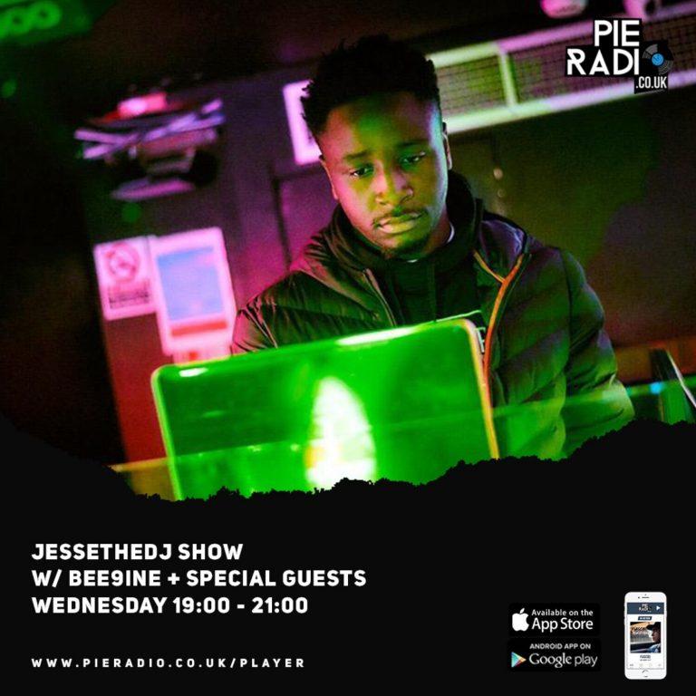 JesseTheDJ Show W/ Bee9ine | Pop smoke, Life & Coronavirus