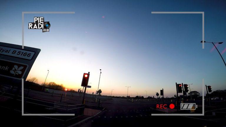 Driving Around The Streets Of Manchester During Coronavirus UK Lockdown EP02