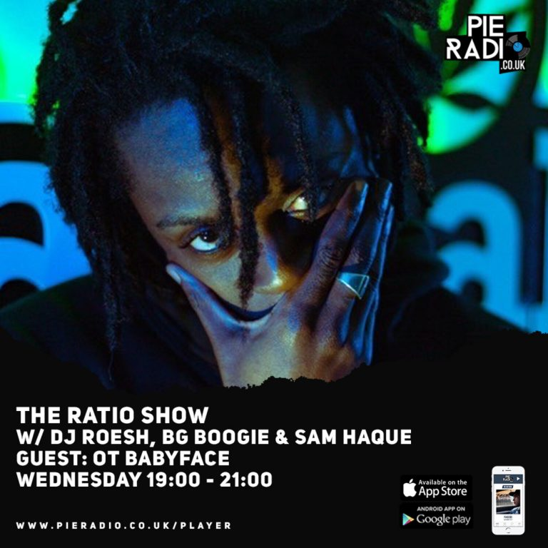 The Radio Show W/ OT Baby Face