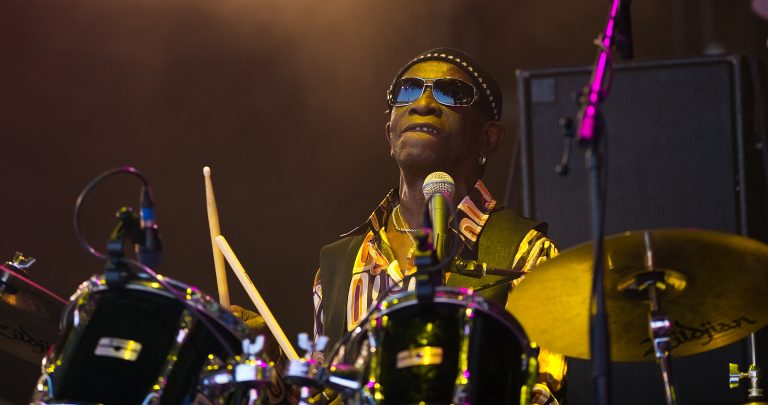 Tony Allen The 'World's greatest drummer' and afrobeat pioneer died of a heart attack