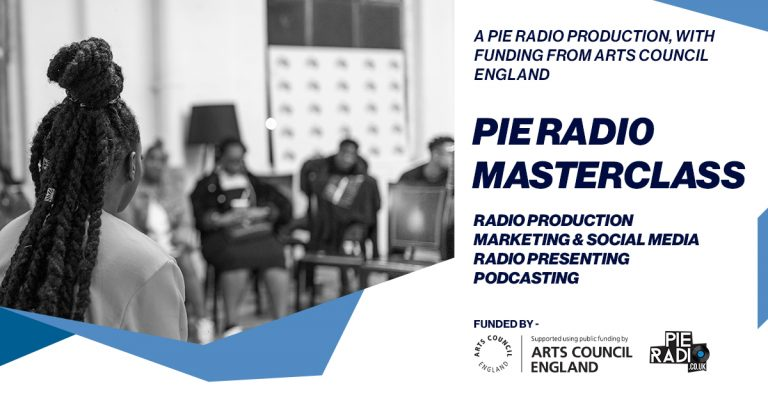 PIE RADIO DIGITAL MASTERCLASS