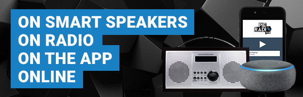 On Smart Speakers, On Radio, On The App, Online