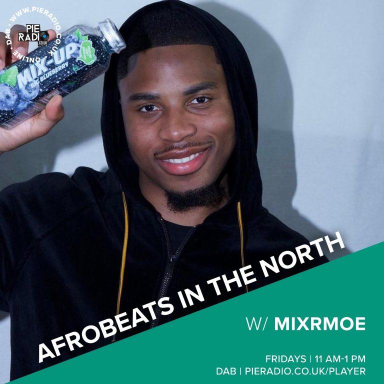 AFROBEATS IN THE NORTH W/ DJ MIXRMOE