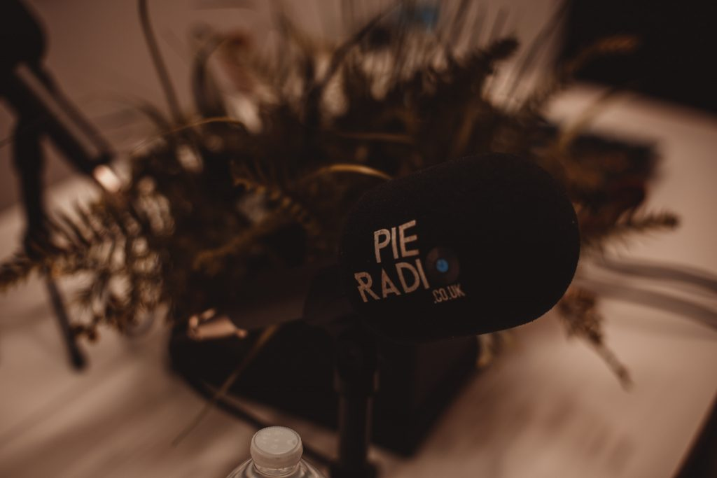 recording studio podcast studio vocal recording Manchester Stockport where to record a podcast recording studio Pie Radio