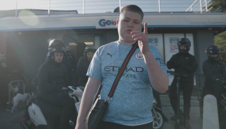 14 year old Stockport Rising Stars Dylan Beddz returns with 'Rainy Days'