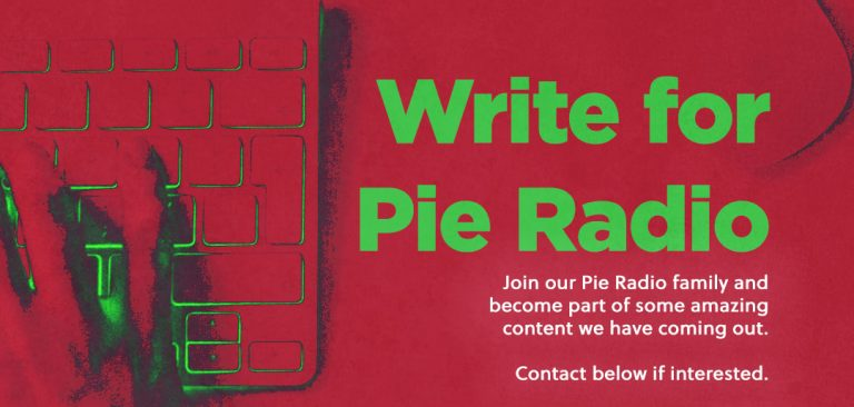 Write for Pie Radio