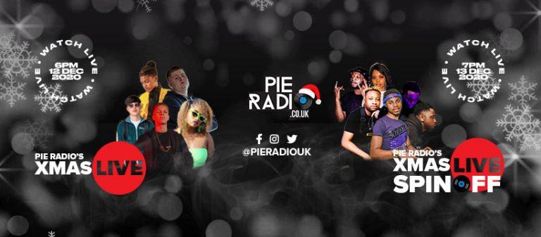 Pie Radio Xmas Live With Dylan Beddz, Tays, Nemzzz, Lady Ice, Zeph