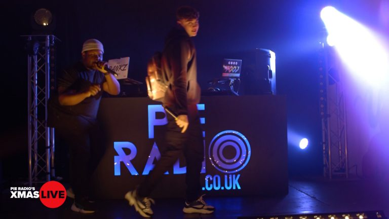 Tays Mcr Live Performance Of 'Star', 'Creed' & His New Single 'Bands' At Pie Radio Xmas Live