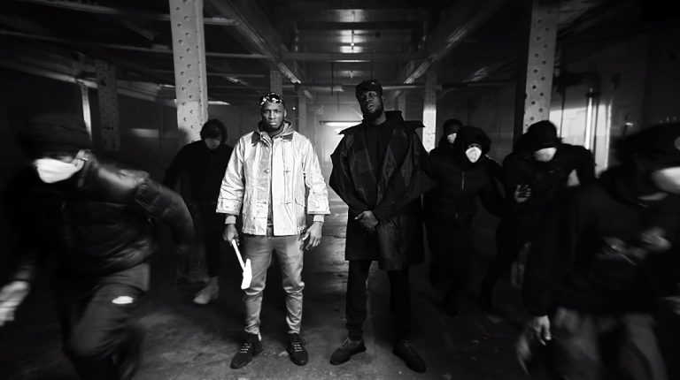 Ghetts & Stormzy link up to drop a banger: 'Skengman'