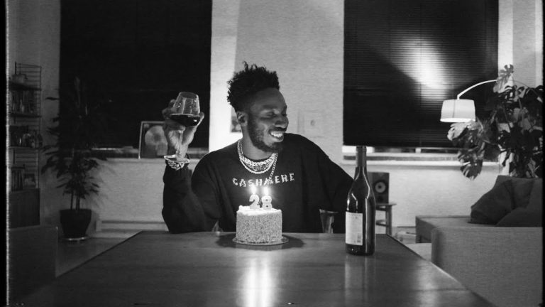 """Kojey Radical celebrates birthday with a freestyle """"28 and Sublime"""""""