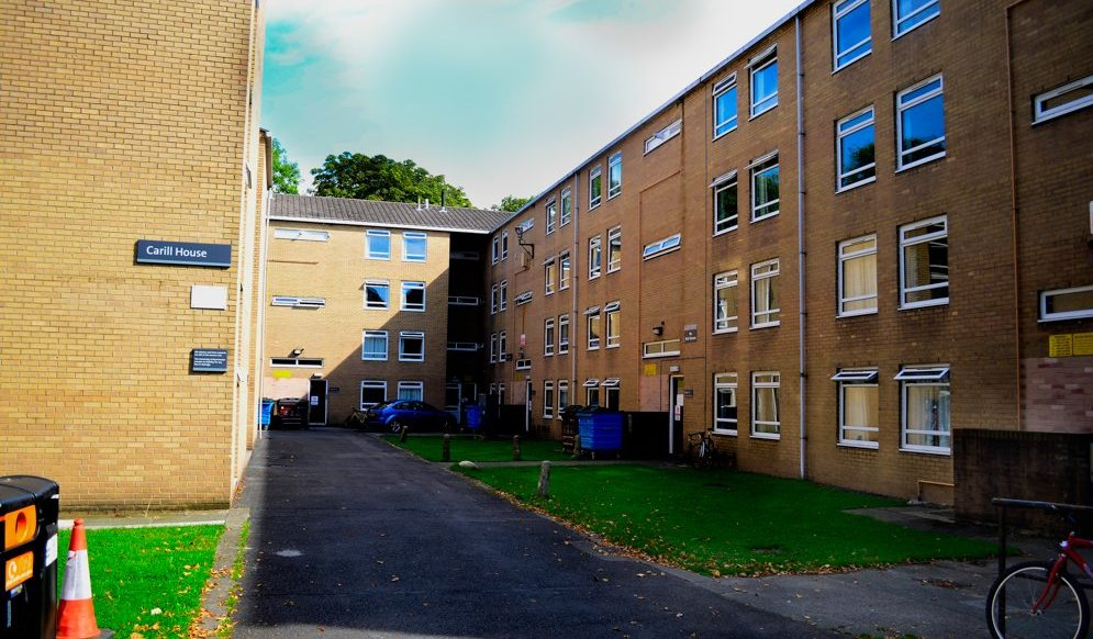 Owen's Park Student University Of Manchester Tree Court Halls Of Residence Covid Pandemic First Year Restrictions Police Fine