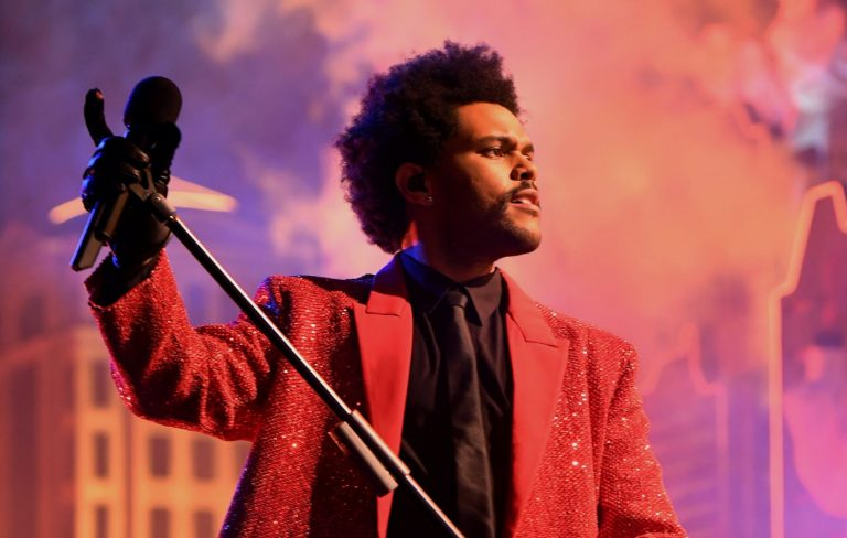 Super Bowl LV: The Weeknd delivers epic half time show and plenty of memes